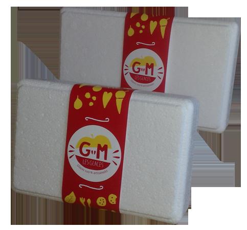 Bac de glace GM Avignon