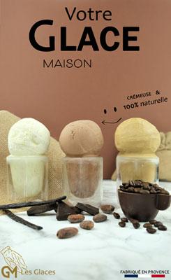 recette de glace maison vanille